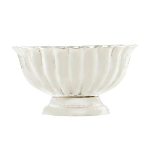 Bowl Prata Coroa