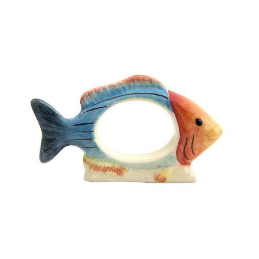 Porta Guardanapo Pesce Zanatta Casa