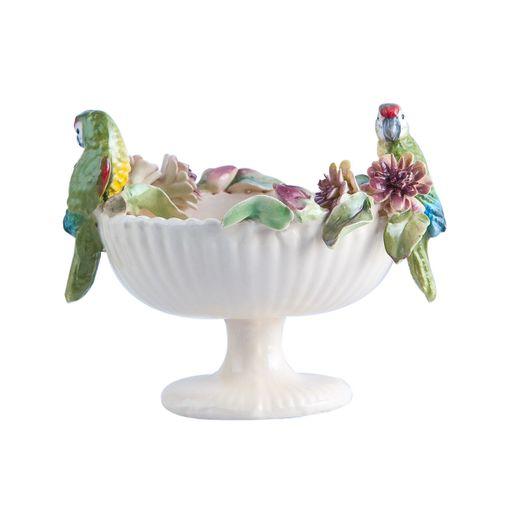Mini Petisqueira Pássaros Silvestres Zanatta Casa