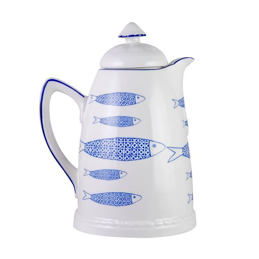 Garrafa Térmica Porcelana Pesce