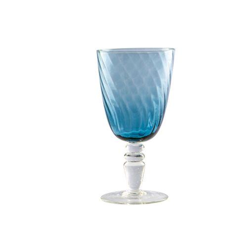 Taça Água Ramas Azul