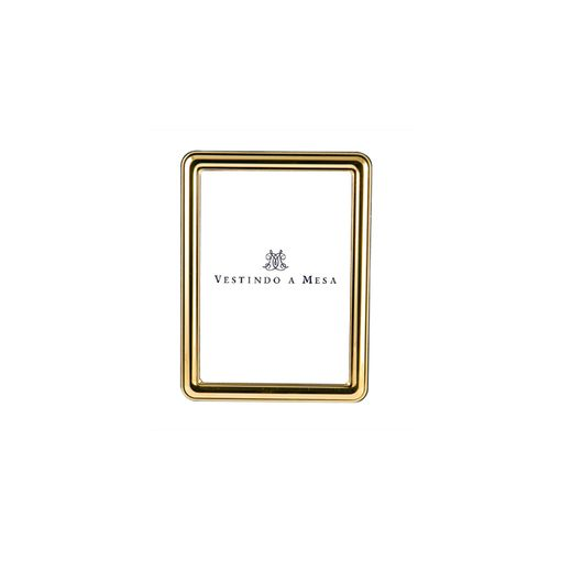 Porta Retrato Brindise Gold P