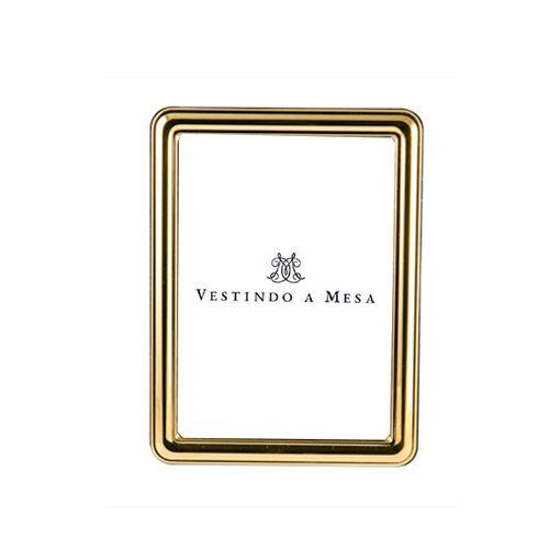 Porta Retrato Brindise Gold M