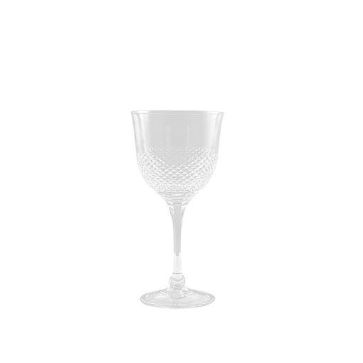 Taça Água Cristal Diamond Premium