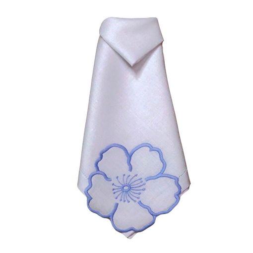 Guardanapo Hibisco Azul